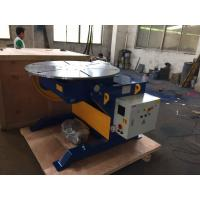 Wholesale 220V Welding Turn Table / welding rotating table CE certificates from china suppliers