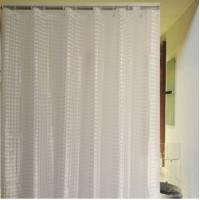 Wholesale OEM Elegant Polyester Palm / Duck Pattern Window Shower Curtain For Child from china suppliers
