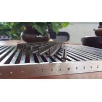 Wholesale China Custom Made 304 Stainless Steel Ditch Cover Trench Drain Grates for Drains In Foshan Manufacturer from china suppliers