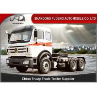 Wholesale North Benz Beiben Tractor Head Trucks NG80B Cab 420 HP 6 X 4 Drive Type from china suppliers