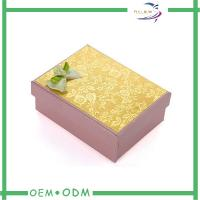Wholesale Luxury Clothing Packaging Paper Gift Boxes With Custom Printed Logo from china suppliers