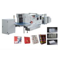 Wholesale JS-ZD900 18.5Kw PP Woven Adjustable Roll to Square Bottom Food Bag Making Machine from china suppliers