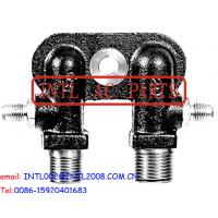 Wholesale CONNECTOR TM A/C compressor Fitting Adapter Vertical outputs Port/Tube manifold fitting from china suppliers