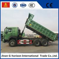 Wholesale Left Hand Drive 20cbm 10 Wheelers 371hp Dump Truck , Tipper Truck from china suppliers