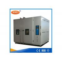 Wholesale 150 Degree Walk In Stability Constant Temperature Humidity Chamber Easy To Operate from china suppliers