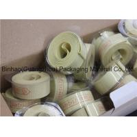 Wholesale 100 Percent  Aramid / Kevlar Garniture Fiber Tape Rolls High Intensity from china suppliers