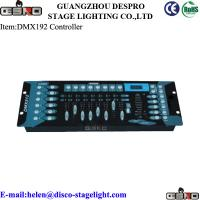 Wholesale 192 DMX Lighting Controller Nightclub Stage Computer Light Controller from china suppliers