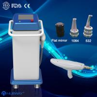 Quality Q-switched Nd Yag Laser machine for tattoo removal, pigments removal, acne removal for sale