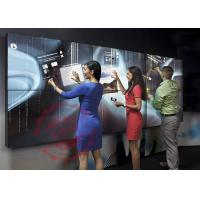 Wholesale 47inch 4.9mm 3x3 LCD video wall for fashion store advertising DDW-LW4702 from china suppliers