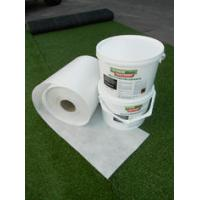 Wholesale Stable  20 KG / Barrel Waterproof Artificial Grass Glue for Gluing, Airing, Bonding from china suppliers