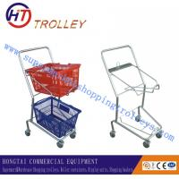 Wholesale Personal Grocery Store Supermarket Shopping Carts Trolley Japanese Style from china suppliers