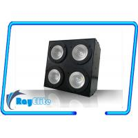 Wholesale RGBW 4 in 1 Multicolor LED Matrix Lighting 4 x 10W , 1400 lm 16PCS Stage lamps from china suppliers