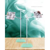 Wholesale Universal Book Reading Shelf Adjustable Aluminum Alloy Floor Stand Mount for iPad from china suppliers