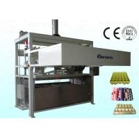 Wholesale 1800Pcs / H Moulded Pulp Egg Carton Machine Full Automatically from china suppliers