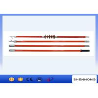Wholesale 500KV Overhead Line Construction Tools Fiberglass Telescopic Hot Insulation Stick from china suppliers
