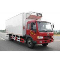 Wholesale FAW Dongfeng 4X2 Refrigerated Box Truck 5 Tons Fast Food Cooling Truck from china suppliers