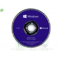 Wholesale Windows 10 Pro OEM 64 Bit Spanish Version DVD + Key Sticker 100% Genuine from china suppliers