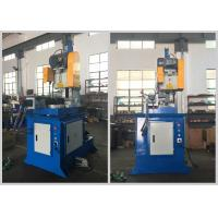 China Manual Feeding Semi Automatic Pipe Cutting Machine With Oil Pressure Controller on sale