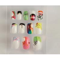 Wholesale Colorful cute Spring / summer Fake Nails For Fingers for wedding from china suppliers