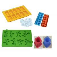 Quality Animal Food Grade Standard Popular Silicone Ice Tray / Novelty Silicone Ice Molds LFGB & FDA Certification for sale