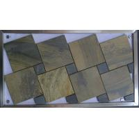 Wholesale Mosaic , Mosaci tiles, Stone Mosaic , Slate Mosaic Tiles , Chinese mosiacs 300x300x10mm from china suppliers