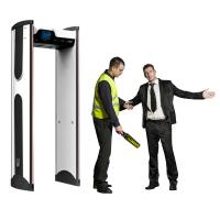Wholesale new design walk through metal detector/archway metal detector door/prison walk through metal detector from china suppliers