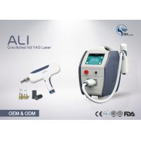 Wholesale 1 - 10 Hz Higher Frequency Nd Yag Tattoo Removal Laser Machine For Skin Tightening from china suppliers