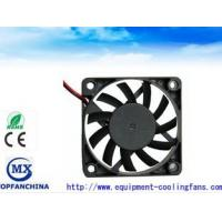 Wholesale Ball / Sleeve Bearing Dc Ventilation Fan , Plastic Impeller Quiet Computer Fans For PC from china suppliers
