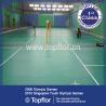 Buy cheap indoor/outdoor interlocking badminton court sports floor from wholesalers