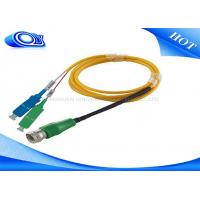 Wholesale Military Grade Fiber Optic Cable SC / APC from china suppliers