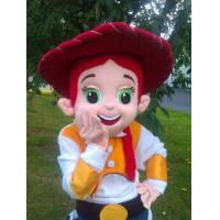 Wholesale Jessie costume cartoon characters Jessie characters from china suppliers