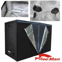 Wholesale Custom Made 600D Mylar Grow Tent For Garden Plants / Hydroponic Grow Box from china suppliers