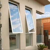 Wholesale Fabricated aluminium Glass fixed Awning Windows and doors from china suppliers