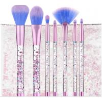 Buy cheap Synthetic Hair Professional Makeup Brush Set Liquid Cosmetic Brush from wholesalers