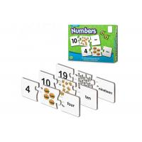 Wholesale Kids Math Learning Magnetic Activity Set Rubber Magnet Jigsaw Puzzles Board from china suppliers