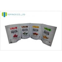 Wholesale Four Flavor Stand Up Pouch Packaging Zipper Reusable 1000g For Superfoods from china suppliers