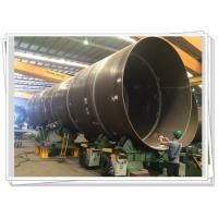 Wholesale Steel Tube Tower Wind Turbine Several Pipes Fit Up Welding Station from china suppliers