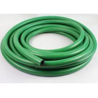 Wholesale 1 Inch , 3/4 Inch Flexible Fuel Hose / Green Rubber Fuel Delivery Hose from china suppliers