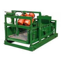 Buy cheap QZS 703 38 kN * 2 Exciting force stronger vibrating strength Shale Shaker from wholesalers