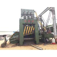 Buy cheap Simple Control Hydraulic  Metal Shear for Scrap Boards 10 - 15 Tons / Q91 - 500 from wholesalers