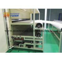 Quality 2000mm Width Non Woven Fabric Making Machine For Feminine Hygiene Material for sale
