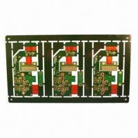 Wholesale 8-layer HDI Rigid-flex Board, Comes with ENIG Surface Finish from china suppliers