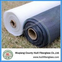 Wholesale Insect protection 18x16 30m roll charcoal fiberglass screen from china suppliers