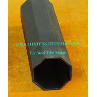 Wholesale Seamless / Welded Octangon Steel Pipe GB/T 3094 Cold Drawn Tube 10# 20# Q195 Q235 Q345 from china suppliers