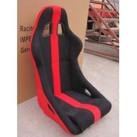 Wholesale JBR Universal Bucket Racing Seats Red And Black Bucket Seats Comfortable from china suppliers