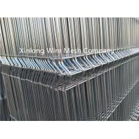 Quality Easy Install Galvanized Welded Wire Mesh Sheets For Boundary Wall XLF01 for sale