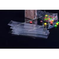 Wholesale Transparent OPP Packaging Bags , block Bopp fast snack food packaging bags from china suppliers