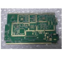 China High Performance Rogers 3003 + FR4 4 layer pcb Gold Plating With Resin hole plugging on sale