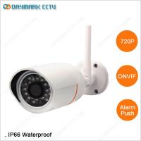 Quality Onvif 720p Outdoor Wireless IP Camera for sale