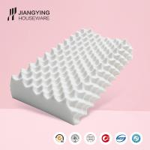 Buy cheap High elastic OEM different size custom men's latex pillow thailand 100% natural material foam pillow from wholesalers